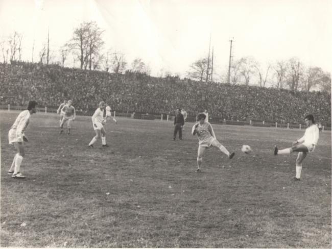 Стадиону - 60. Начало 80-х - период полураспада