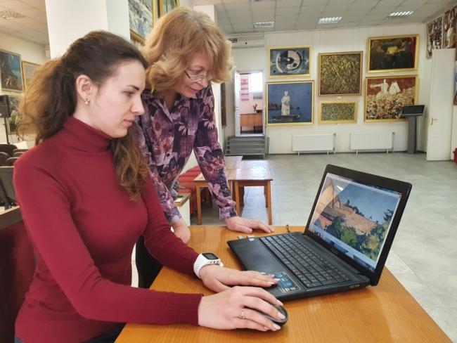Региональная выставка художников Придунавья «Благовест-2020» открылась в новом, виртуальном, формате