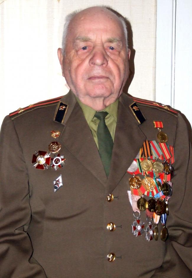 Валерий Сундуков, меткий ветеран