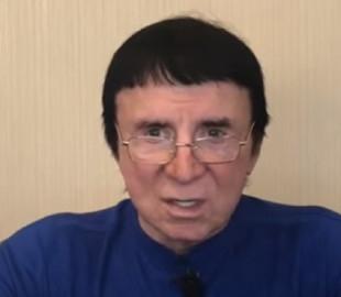Кашпировский вернулся в YouTube «спасать человечество» от коронавируса