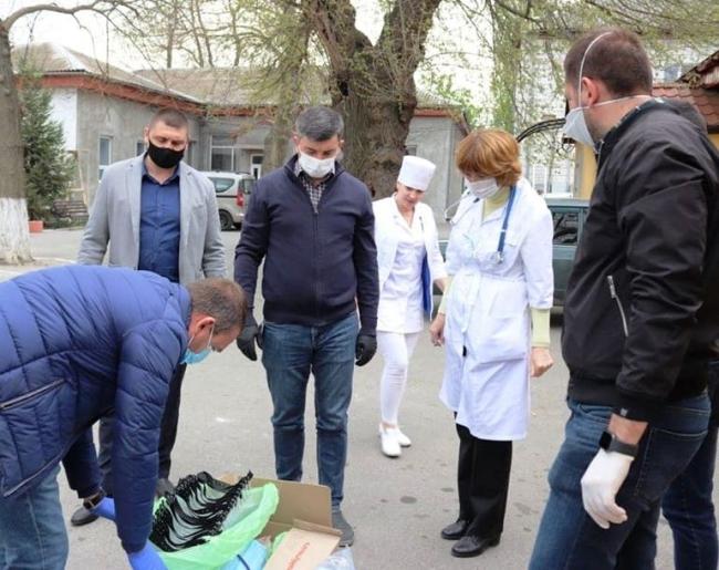 Измаильские ротарианцы продолжают благотворительную акцию
