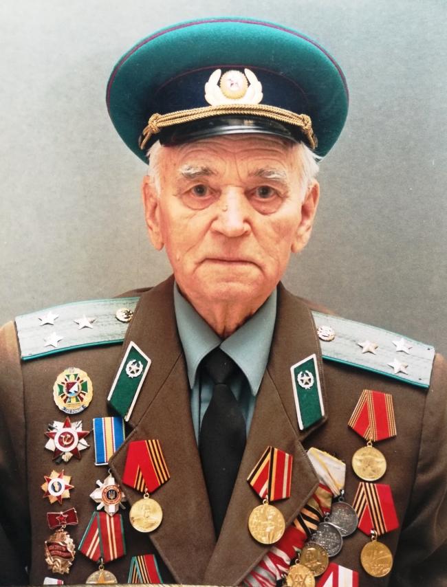 Антон Гапонов. На войне и в мирной жизни