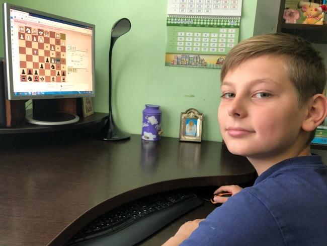 Активный шахматный апрель