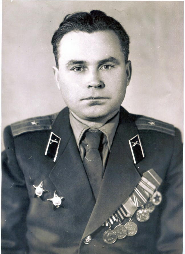 ПОМИНОВ, Сергей Митрофанович