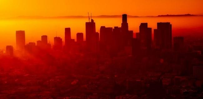 Загрязнение воздуха в Одесской области в 2019 году сократилось на 11,5%