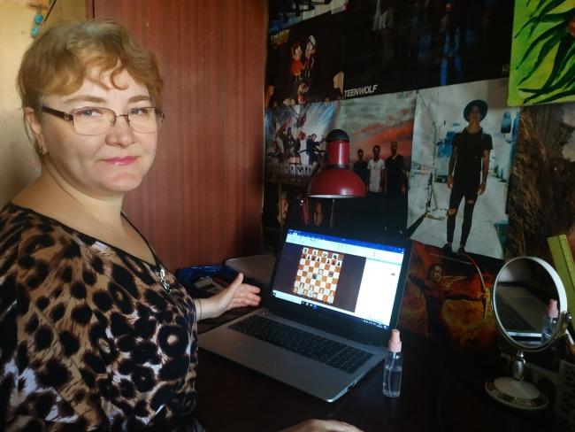 Измаил причастен к мировому шахматному событию!