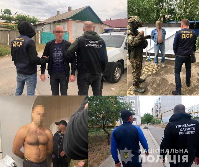 У Ренійському районі правоохоронці проводять заходи, спрямовані на боротьбу з місцевим криміналітетом
