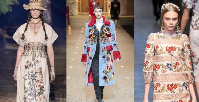 День вышиванки: как украинская национальная одежда покорила мир
