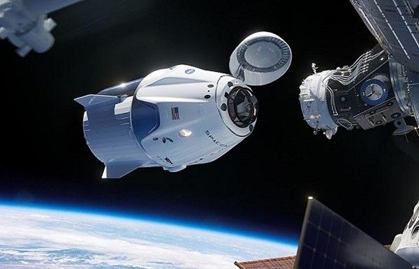 Сегодня в США попытаются второй раз запустить космический корабль Crew Dragon