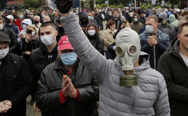 В Беларуси произошли массовые задержания оппозиции