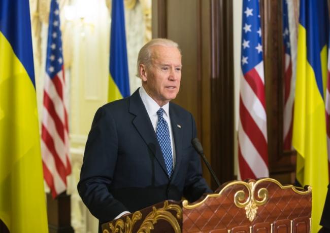 Байден официально стал кандидатом в президенты США от Демократической партии