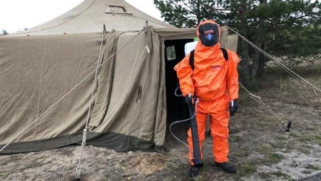 В Одесской области закрывают село из-за вспышки коронавируса