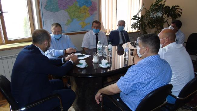 Заместитель председателя Одесской ОГА ознакомился с проблемными вопросами работы Измаильского морского порта