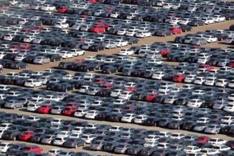 Украинский авторынок могут заполнить дешевые дизельные автомобили из Германии