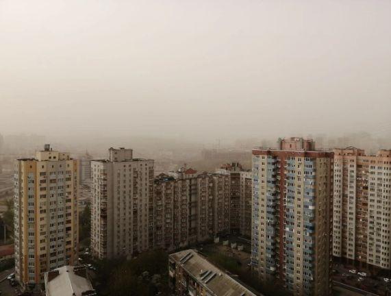 Украина присоединилась к Европейской системе данных о качестве воздуха