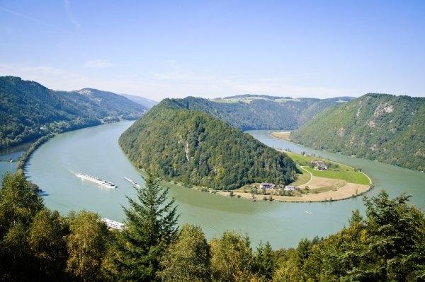 За последние двести лет Дунай стал на 134 километра короче