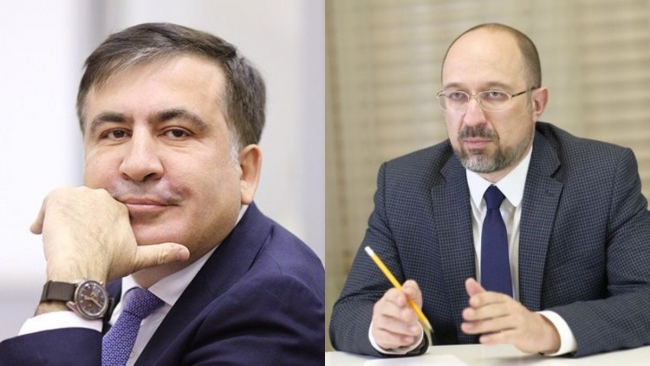 Шмыгаль о сотрудничестве с Саакашвили: Вы увидите результат этого взаимодействия