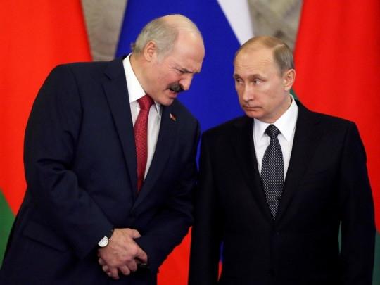Лукашенко назвал Беларусь единственным союзником «втянутой во все войны» России