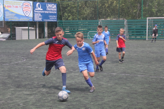 Футбольный турнир ко Дню Конституции