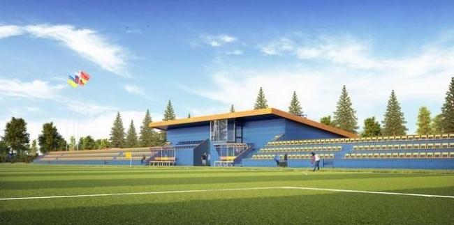 В Вилково построят стадион за 22 миллиона