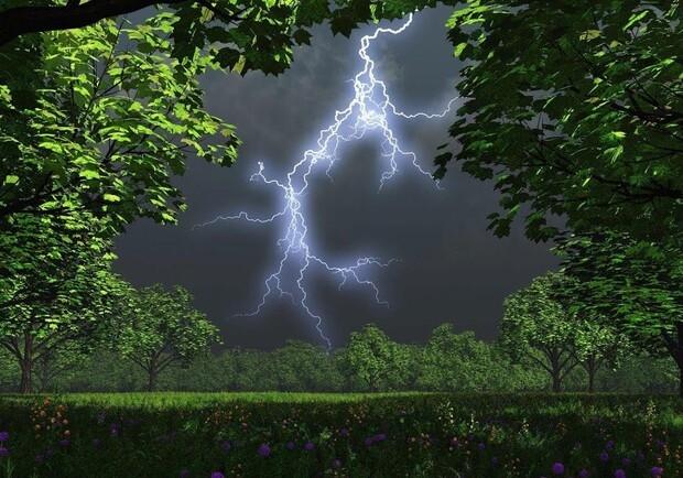 По Одесской области объявлено штормовое предупреждение
