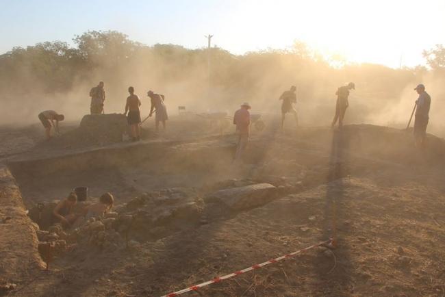 В Аккерманской крепости археологи обнаружили 300-летний артефакт