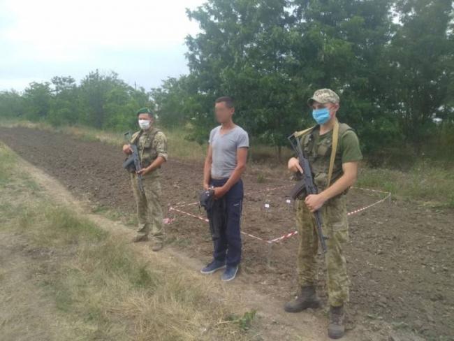 За сутки пограничники Измаильского отряда задержали пятерых иностранцев - нарушителей государственной границы Украины.