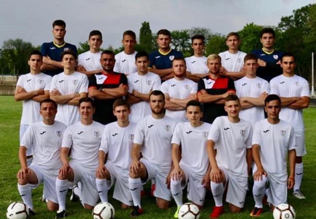 Успехи нашей команды на чемпионате Одесской области по футболу