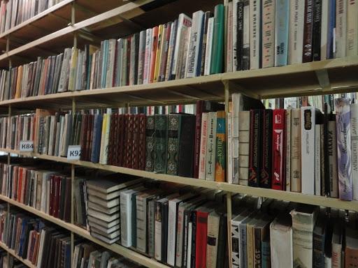 Вторая жизнь любимых книг: из добрых рук - читателям Измаила