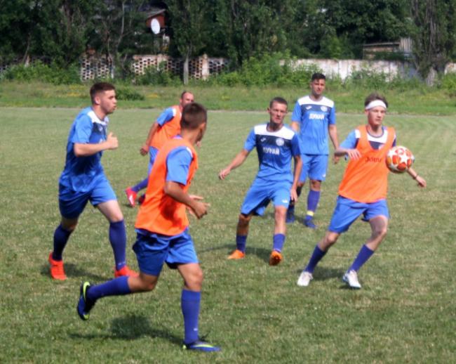 Измаильчане одержали победу в третьем туре чемпионата Одесской области