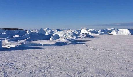 Впервые зафиксирована утечка метана в Антарктиде: почему это опасно