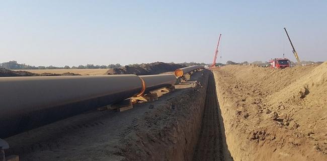 На газопроводе Болгария-Греция произошел взрыв, поставки газа прекращены