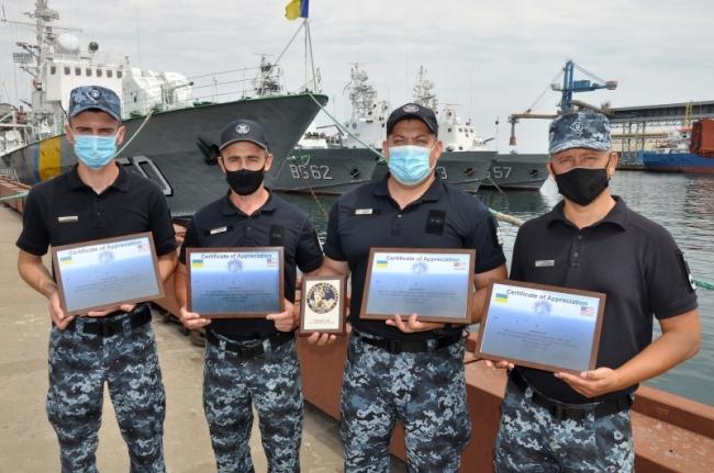 Українсько-американські навчання із залученням багатонаціонального контингенту «Sea Breeze-2020» завершено