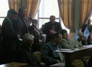 Измаил осудил Сенат  и Конгресс