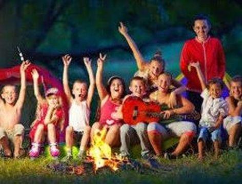 Детские лагеря с 1 августа разрешено открывать только в «зеленой» и «желтой» зонах