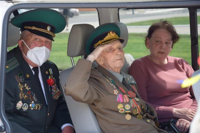В Ізмаїлі відійшов у вічність єдиний фронтовик-прикордонник полковник Антон Петрович Гапонов