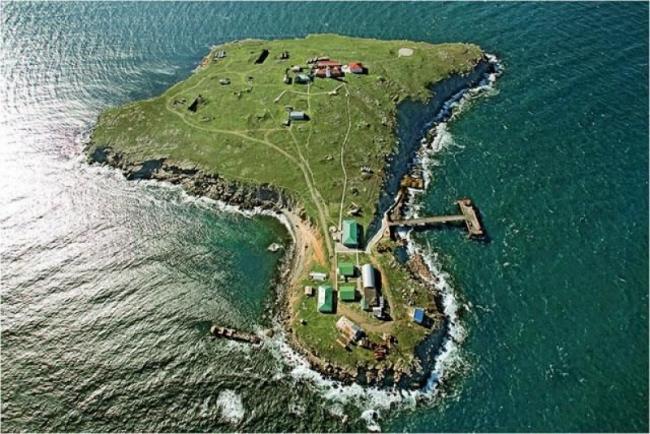 Валерий Чебаненко и «Древние тайны острова Змеиный»