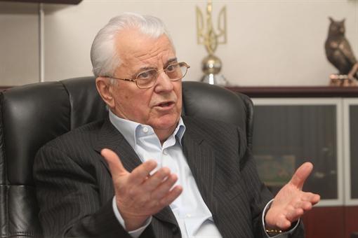 Кравчук согласился возглавить украинскую делегацию ТКГ