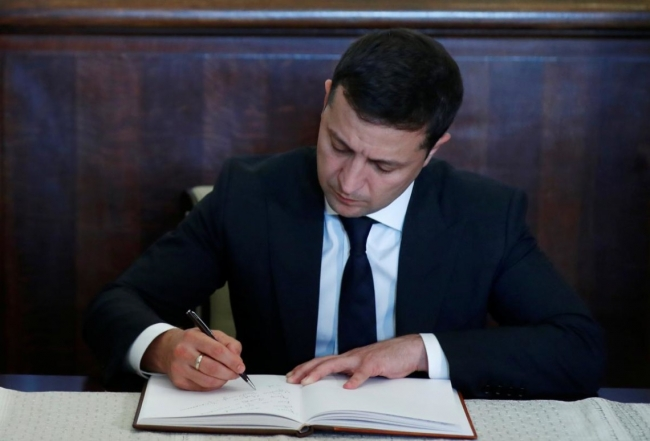 "Зеленский одобрил выделение 10 млрд гривен из госбюджета на покрытие ""зеленого тарифа"""