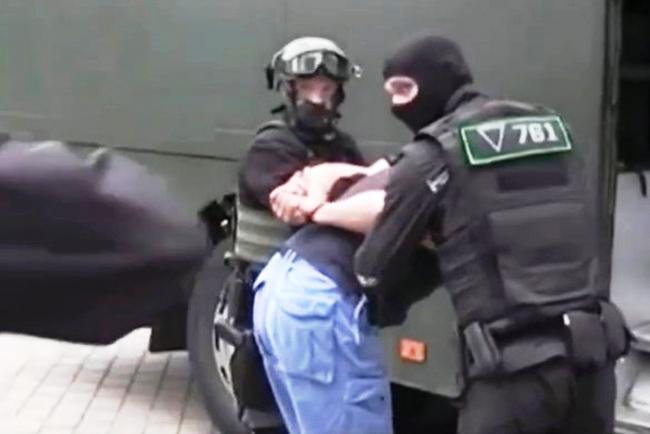 СК Беларуси: Боевики ЧВК заявляют, что летели в Турцию смотреть на собор