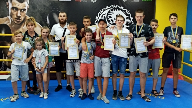 Оглушительный успех юных боксёров-измаильчан