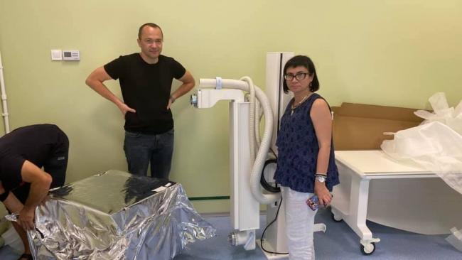 В Килийской больнице новый рентген-аппарат