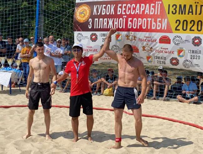 Главное спортивное событие лета в Измаиле - Кубок Бессарабии по пляжной борьбе