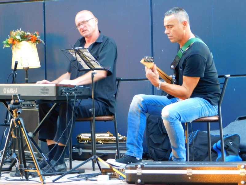 «Summer Jazz» в «Пикнике»