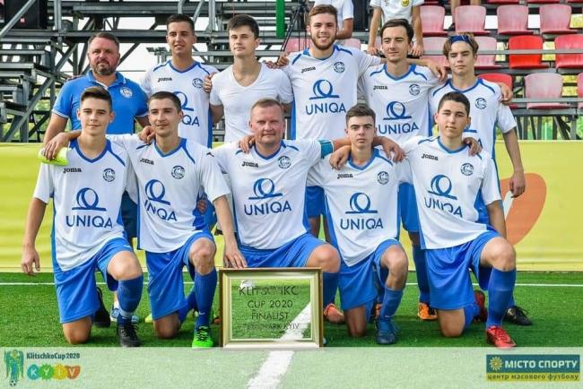 Измаильская команда «Дунай» громко заявила о себе на столичных соревнованиях - школа измаильского футбола прогремела на весь Киев