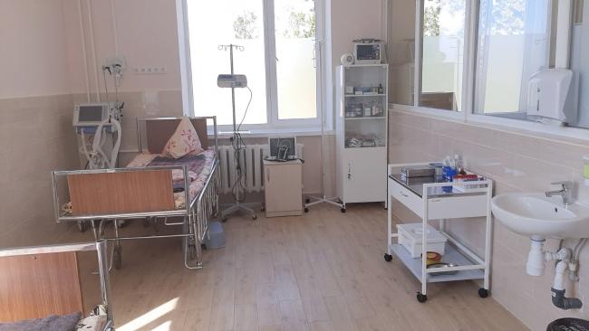 В Измаиле появилось отделение реанимации для женщин
