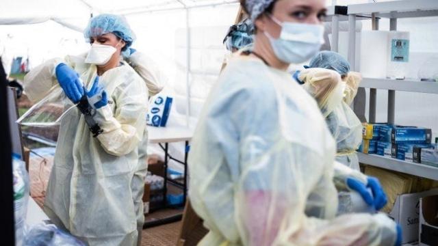 Обнаружены повреждения сердца при коронавирусе