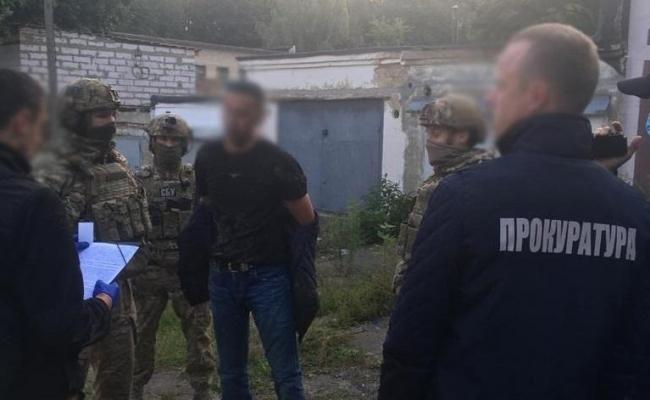 """В Одесской области мужчина """"вышел"""" на ФСБ РФ и предлагал убийства украинских военных"""