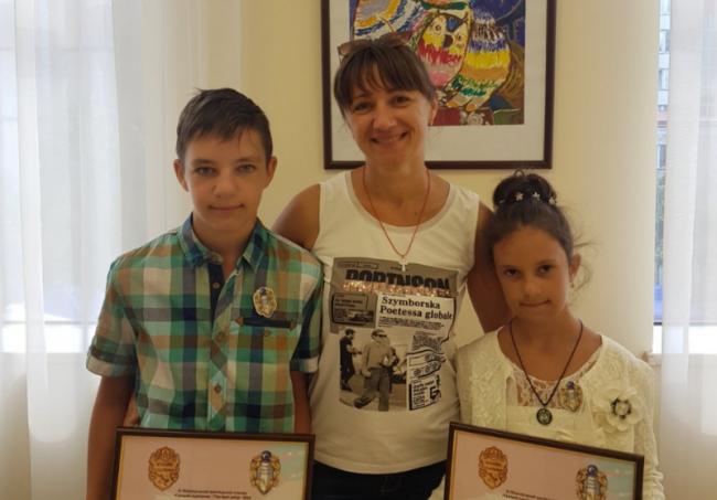 """В Измаиле стало больше """"Лучших художников"""" - их ряды пополнили юные дарования!"""