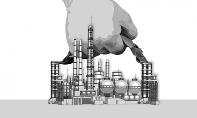 В стране остановилась большая приватизация